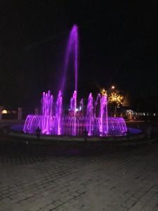 Đài phun nước Thanh Hoá