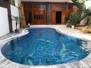 Bể bơi biệt thự Nghĩa Đàn, Nghệ An