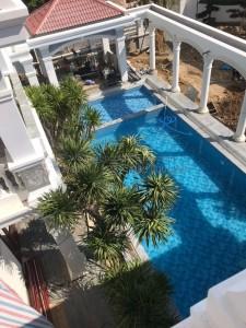 Bể bơi biệt thự Nha Trang