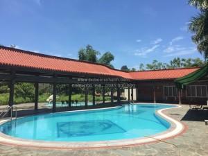 Bể bơi Lương Sơn-Hoà Bình