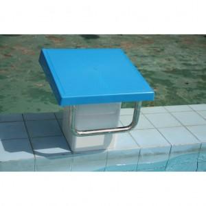 Bục xuất phát bể bơi